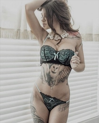 Tattooed Babes 04