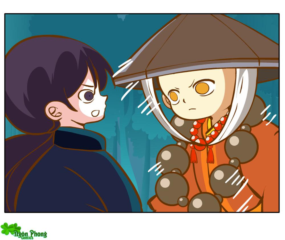 Hòa Thượng Và Tiểu Long Quân - Chap 39