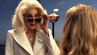 Cher en Mamma Mia! Una y otra vez