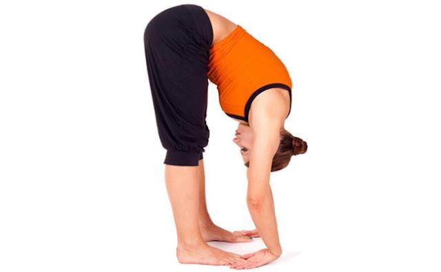 Gerakan yoga mengecilkan perut buncit padahastana
