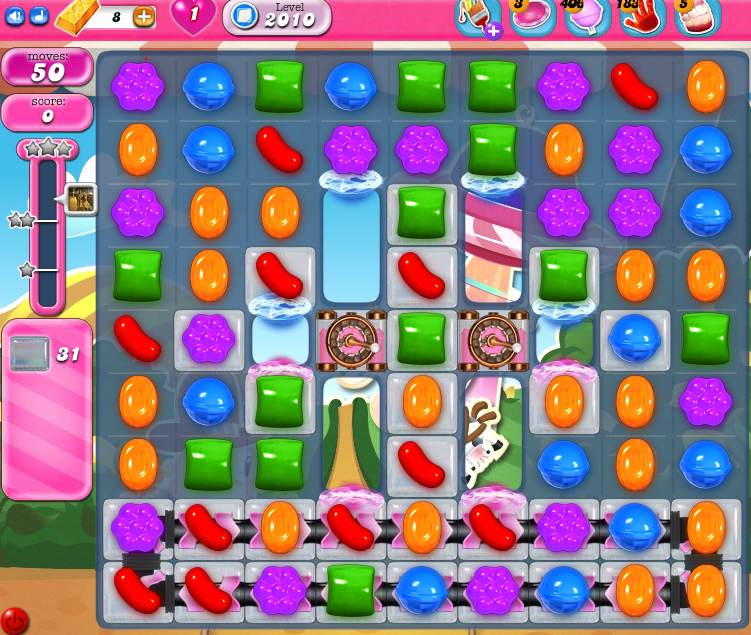 Candy Crush Saga 2010