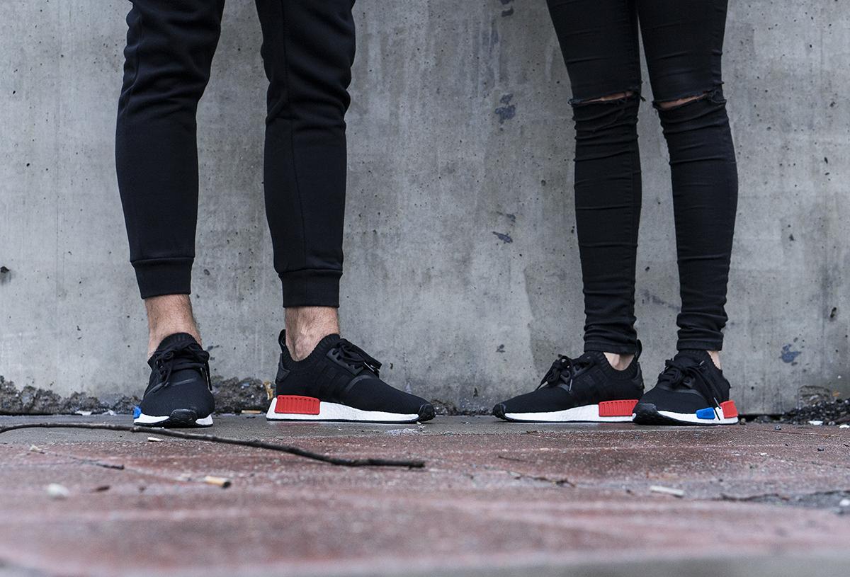0020dde15717 Adidas NMD Runner On Feet adidasnmdwomensuk.co.uk