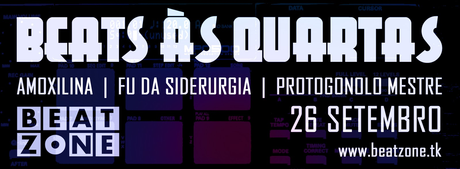 04 Beats às Quartas | Beats Showcase