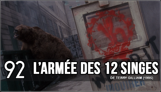 92 - L'Armée des 12 singes (Terry Gilliam, 1995)