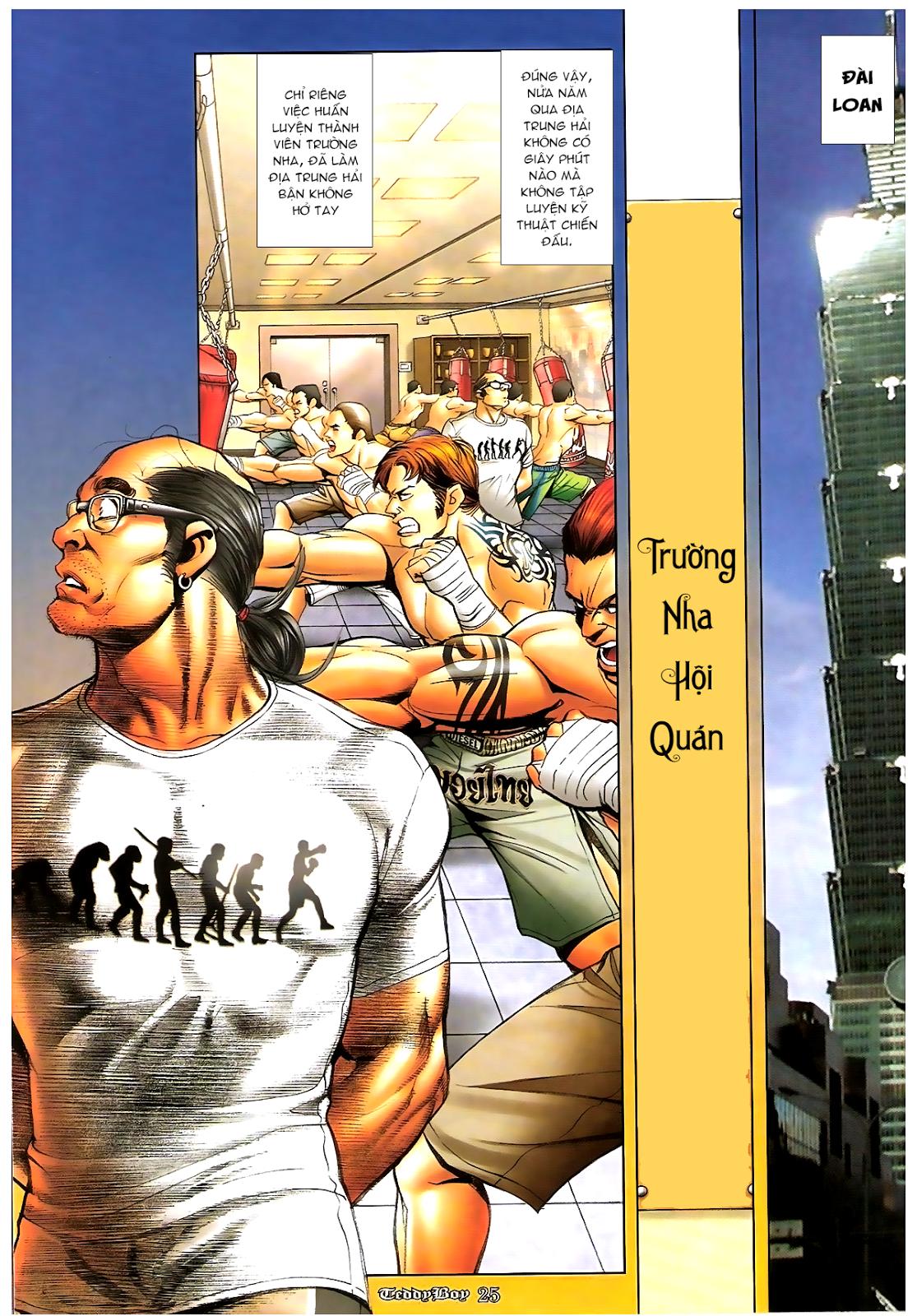 Người Trong Giang Hồ - Chapter 1195: Hảo Công Phu - Pic 22