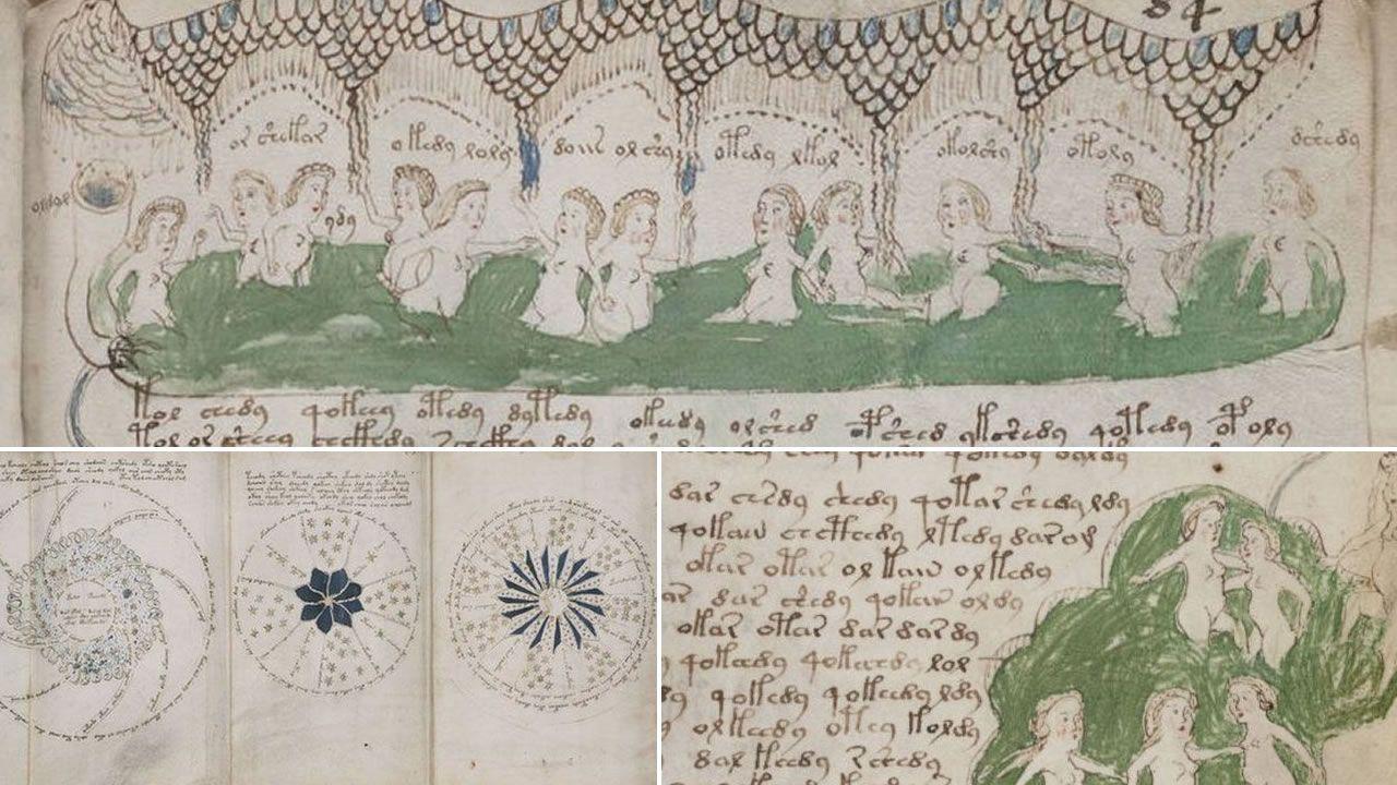 La extraña pareja: ¿Habrán descodificado el manuscrito Voynich?