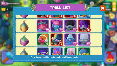 Game Trolls Crazy Party Forest Apk