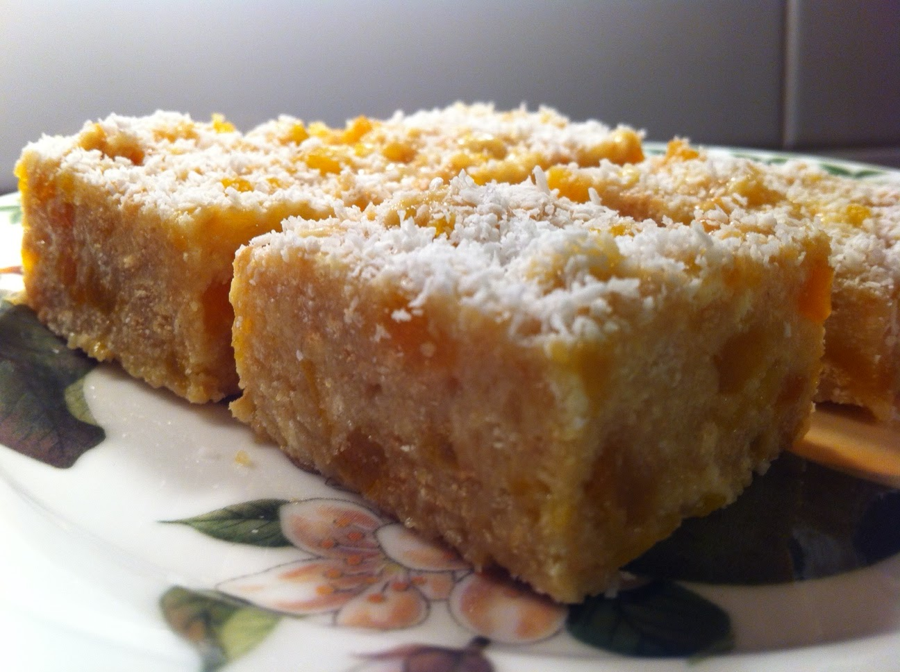 Mums in the Kitchen: Apricot Slice