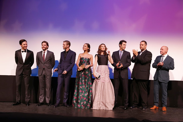 "THE FIFTH ESTATE DreamWorks Pictures' ""The Fifth Estate"" gala Presentation at 2013 TIFF (Toronto International Film Festival)"