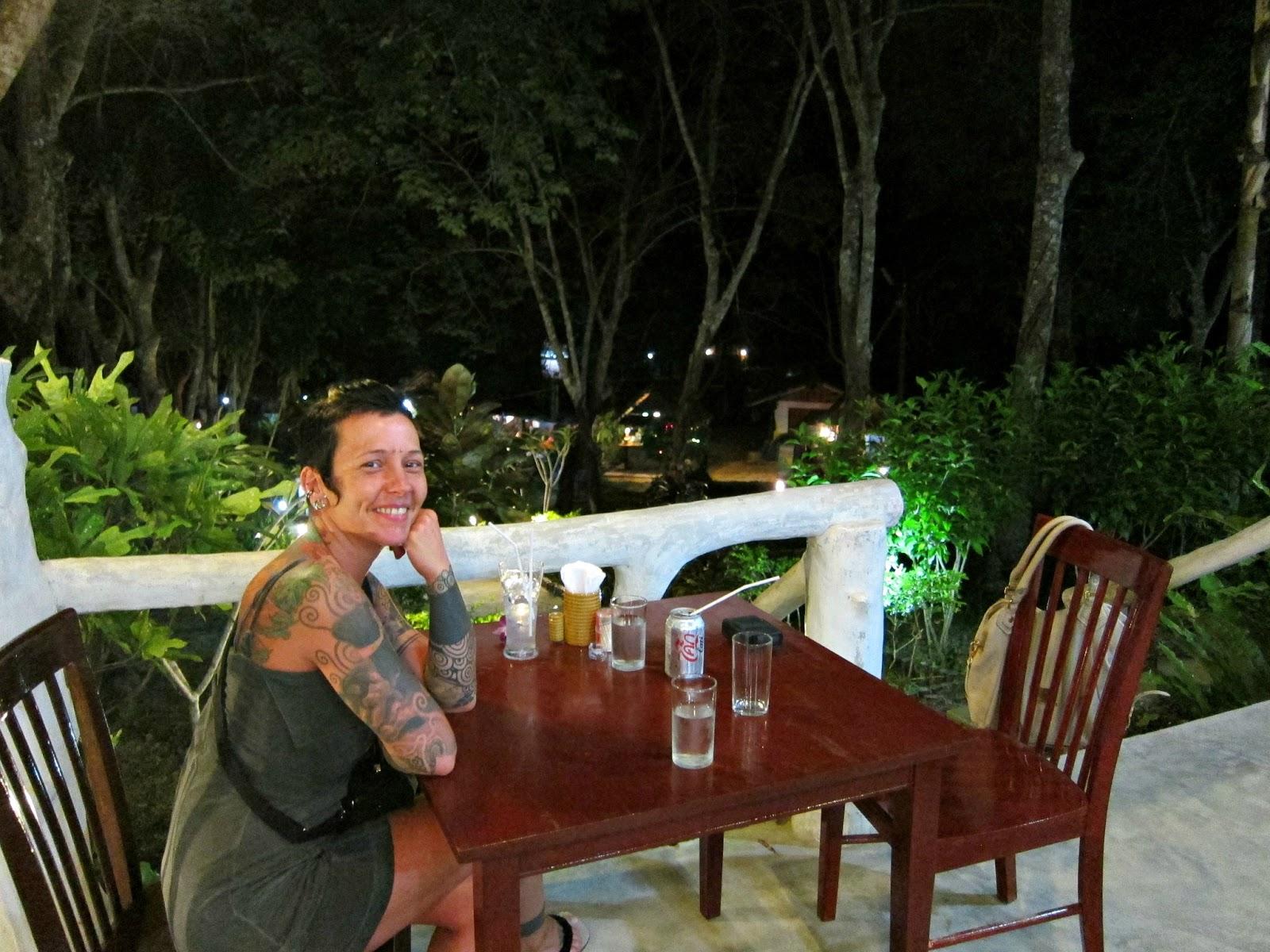 Koh Mook i Thailand
