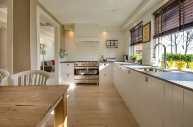 Cleaning tips for our kitchen