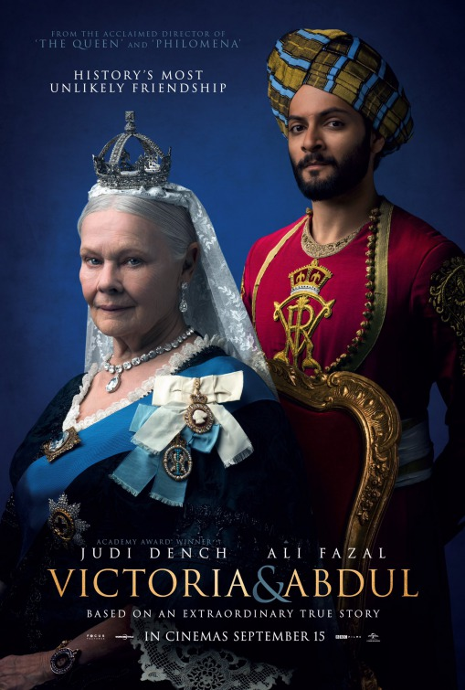 Victoria Abdul movie poster
