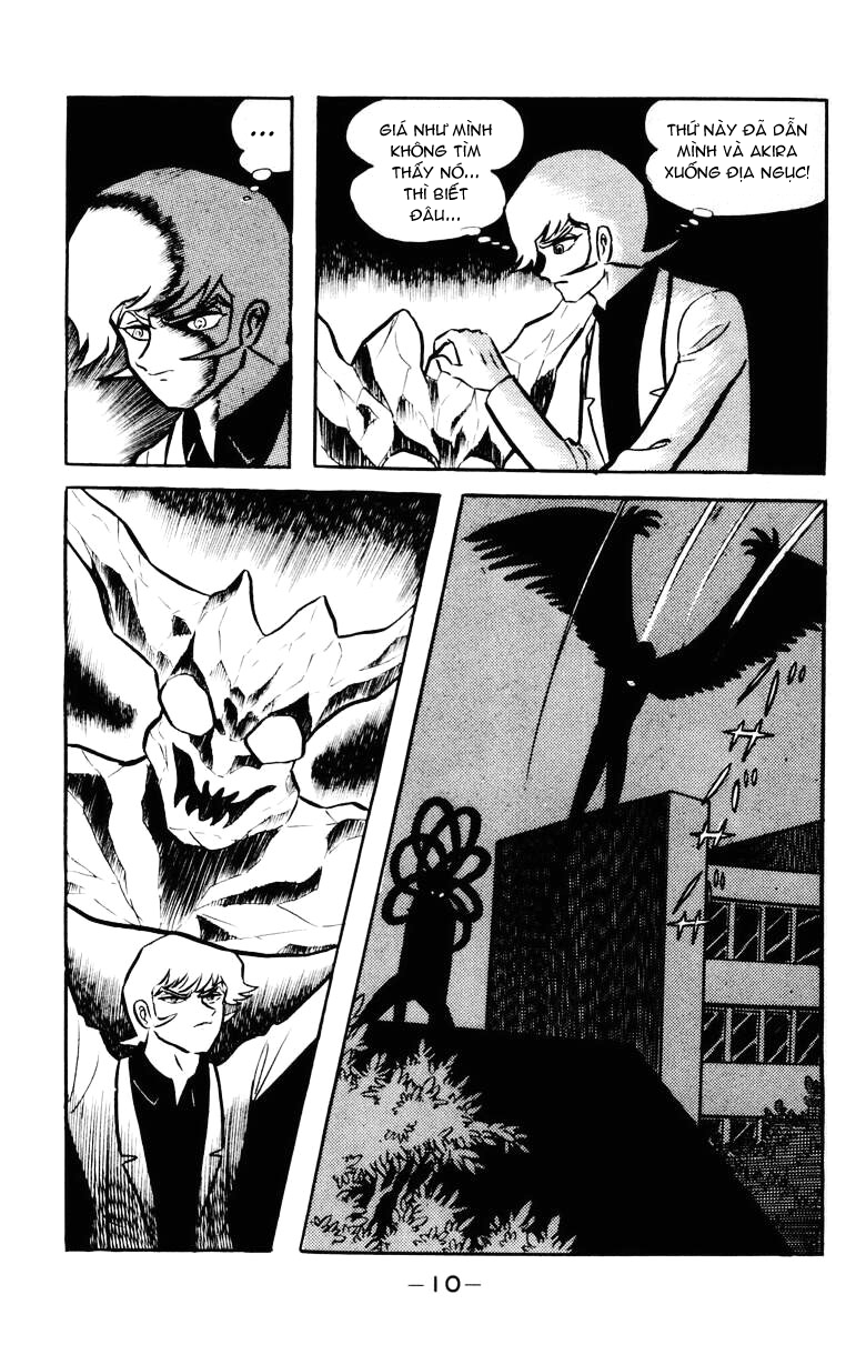 DevilMan chapter 22.1 trang 7