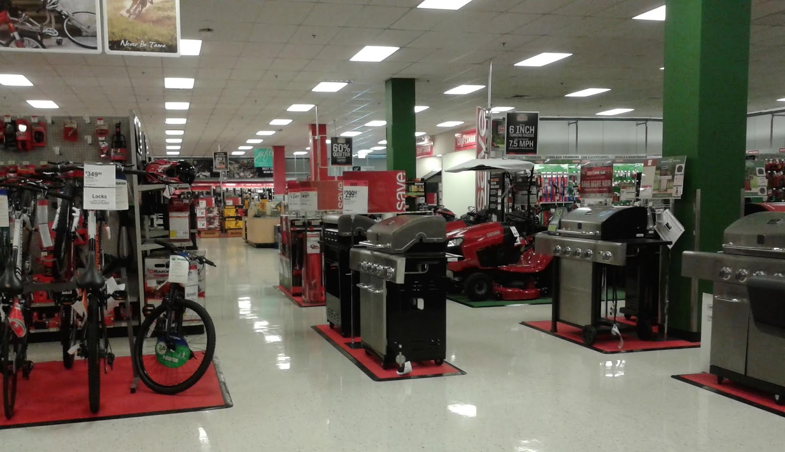 My Florida Retail Blog Sears 2245 Melbourne Fl Back In The Good Old Days