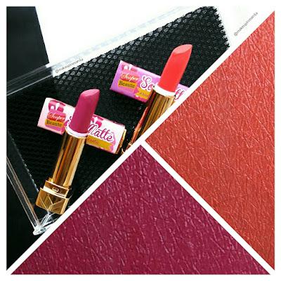 Sooper Beaute So Matte Lipstick Review