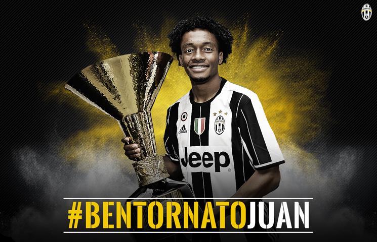 Zvanično: Cuadrado na posudbi u Juventusu