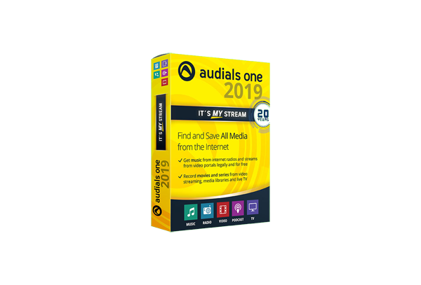 audials one 2019 license key