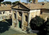 La Chiesa di Sant'Aurea ed il Borgo di Ostia Antica
