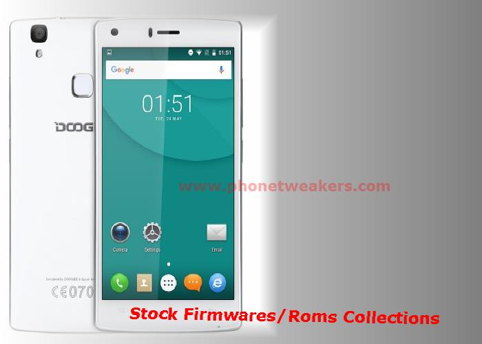 Download][Firmware] Doogee X5 Max Official Stock Roms Collections