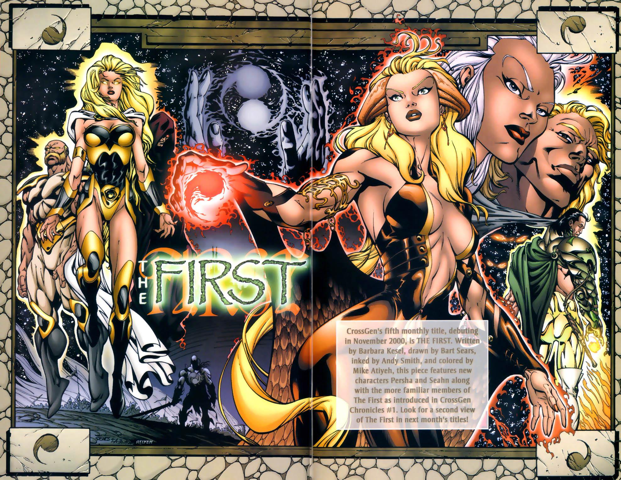 Read online Sigil (2000) comic -  Issue #3 - 29