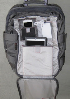 Carry-On with padded pockets