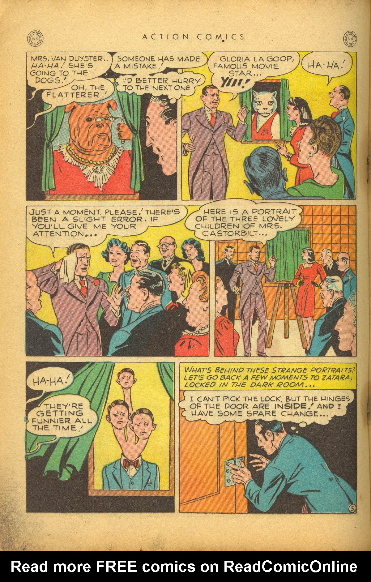 Read online Action Comics (1938) comic -  Issue #112 - 28