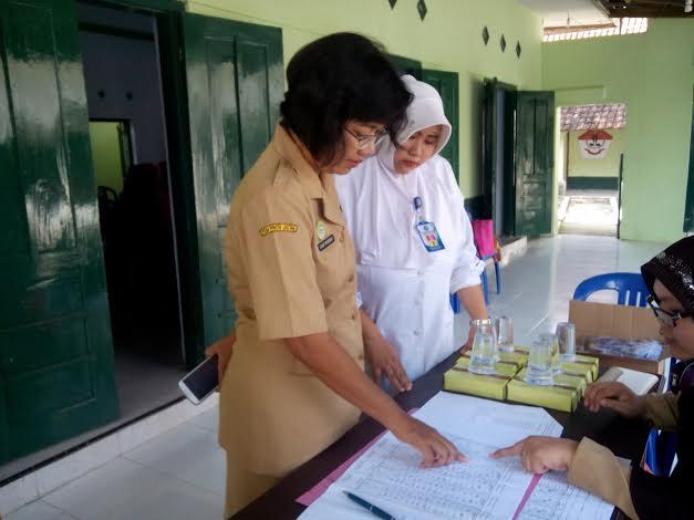 Sosialisasi Kelas Edukasi ASI Ekslusif Bagi Ibu Hamil Di Koramil 15/Kandangan