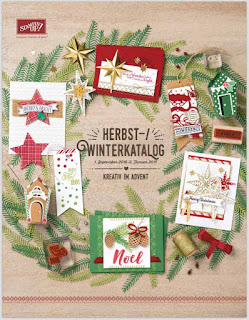 Stampin' Up! Herbst- Winter Minikatalog 2016