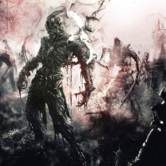 Zombie Apocolypse Wallpaper Engine