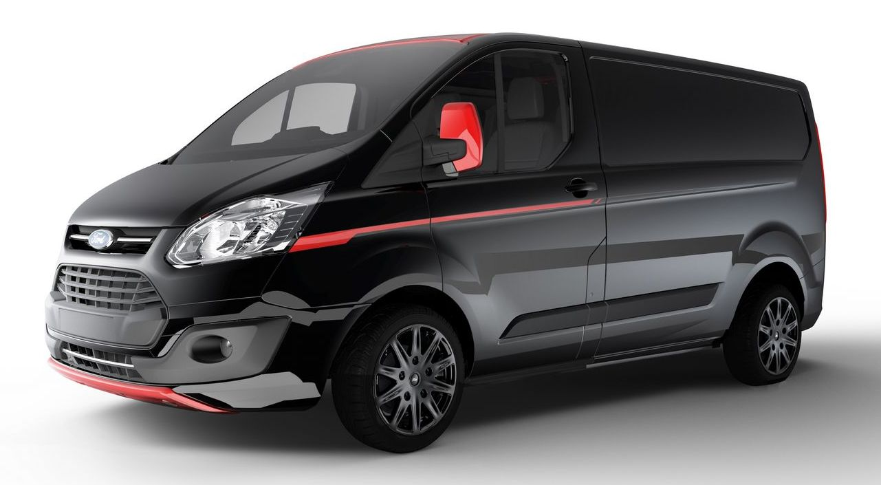 ford tourneo custom ve transit custom modellerine motor geliyor sekiz silindir. Black Bedroom Furniture Sets. Home Design Ideas