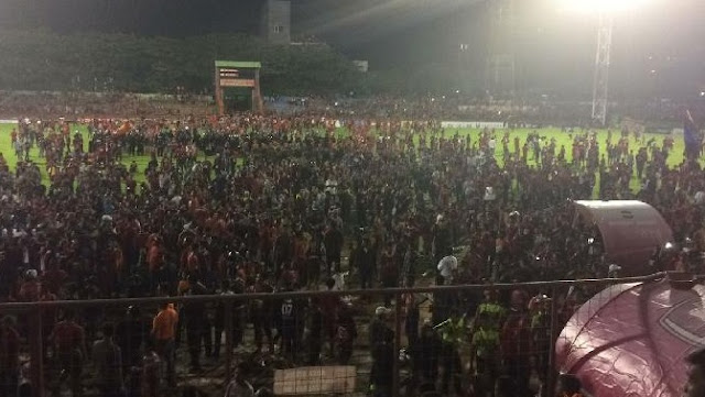 Gegara Suporter Buat Ulah, PSM Makassar Bakal Dapat Sanksi