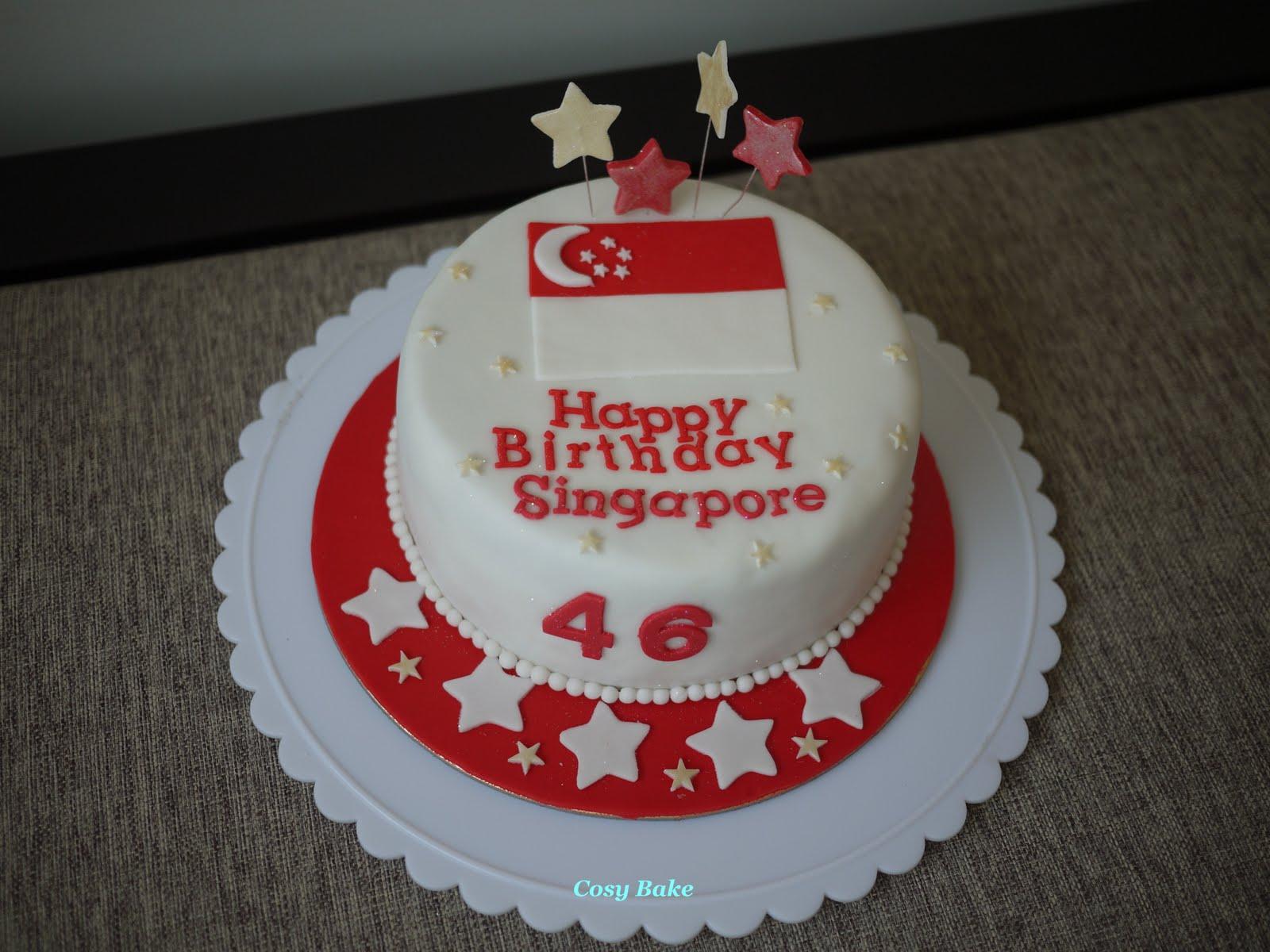 Fondant Cake Singapore