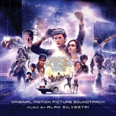 ready player one soundtrack track listing