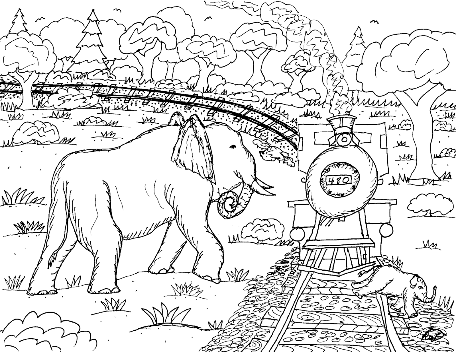 Robin\'s Great Coloring Pages: The Greatest Showman circus coloring ...
