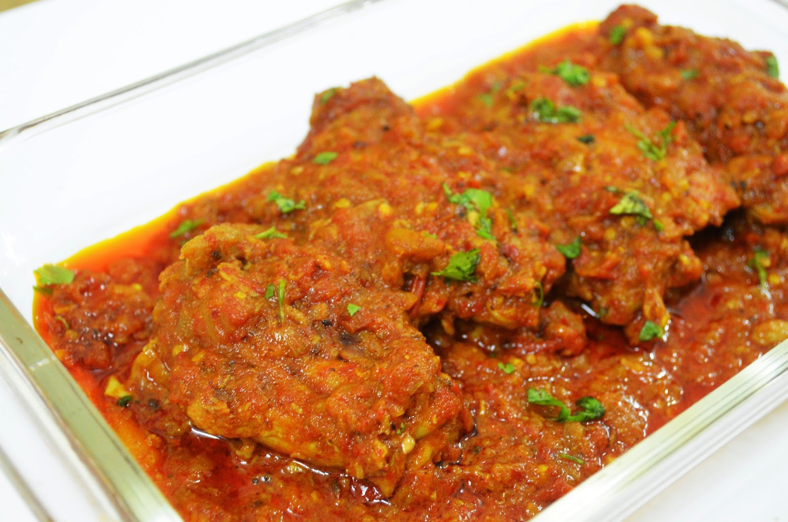 silvercloves: Goan Red Chicken Curry - photo#22