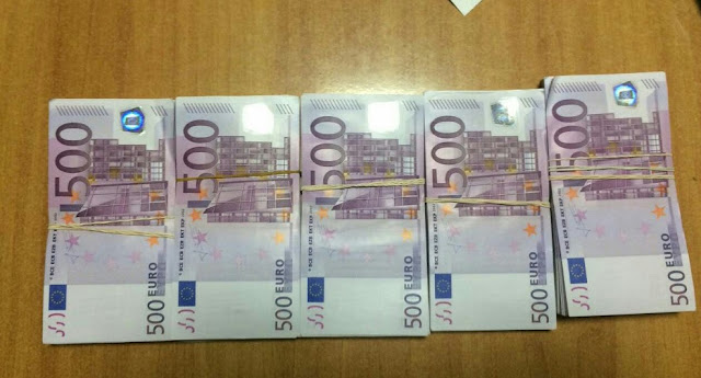 49-years old Israeli detained in Rinas Airport with € 25,000 hidden in his body