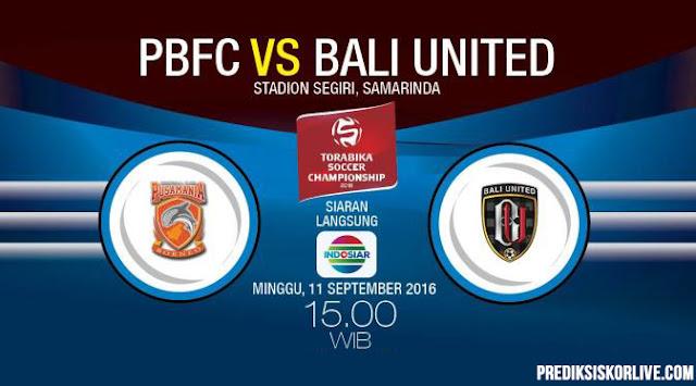 Prediksi Sepakbola PBFC vs Bali United