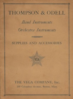 Vega / Thompson & Odell Catalog