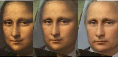 Putin Viajou no Tempo? Ou Somente Conhecidencia?