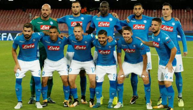 AGEN BOLA - Konsistensi Jadi Tantangan Napoli Sebagai Jawara