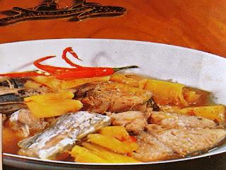 Gambar Resep Lempok Ikan Tenggiri
