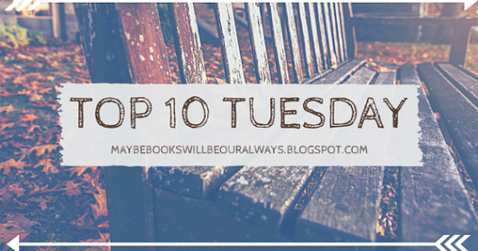 Top Ten Tuesday #23 {Ten Bookish Facts About Me}