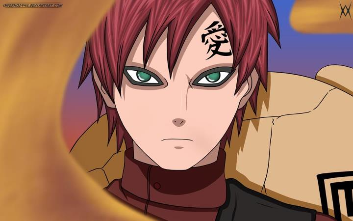 gaara shippuden - photo #24