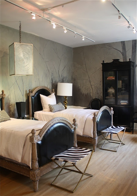 Eye For Design Decorating With Grown Up Twin Beds