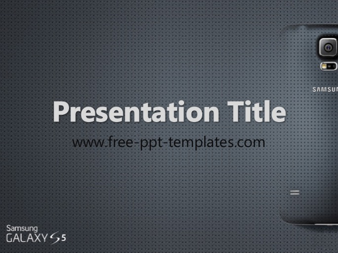 samsung galaxy s5 ppt template, Powerpoint templates