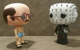 Tobias and Pinhead