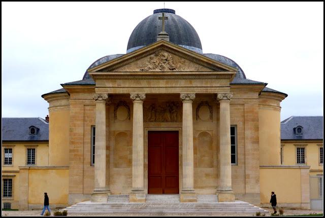 Chapelle Lycée Hoche Versailles
