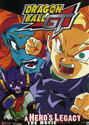 Dragon Ball GT: 100 Años Después [01/01] [HD] [MEGA]