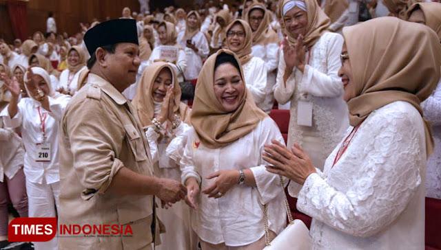 Prabowo - Sandi Meniru Program Swasembada di Era Pak Harto