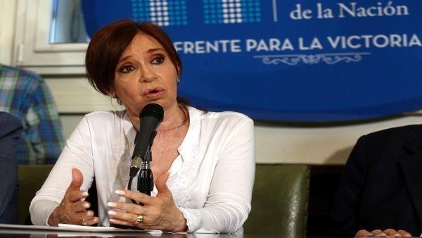Reacciones ante la persecución judicial a Cristina Fernández